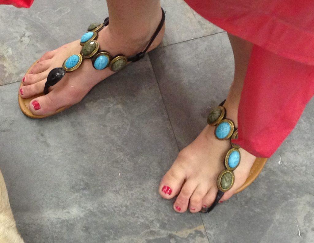Flip Flops, NYC