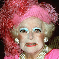 She's Bringing Sexy Back: <i>Barbara Cartland's Album of Love Songs Sung Especially For You</i>