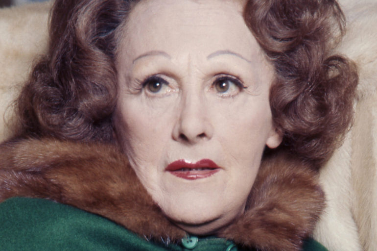 "Fanny Cradock's Christmas Cookery: ""Turkey—let's face it—is a very dry bird!"""