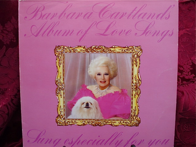 Barbara Cartland fur