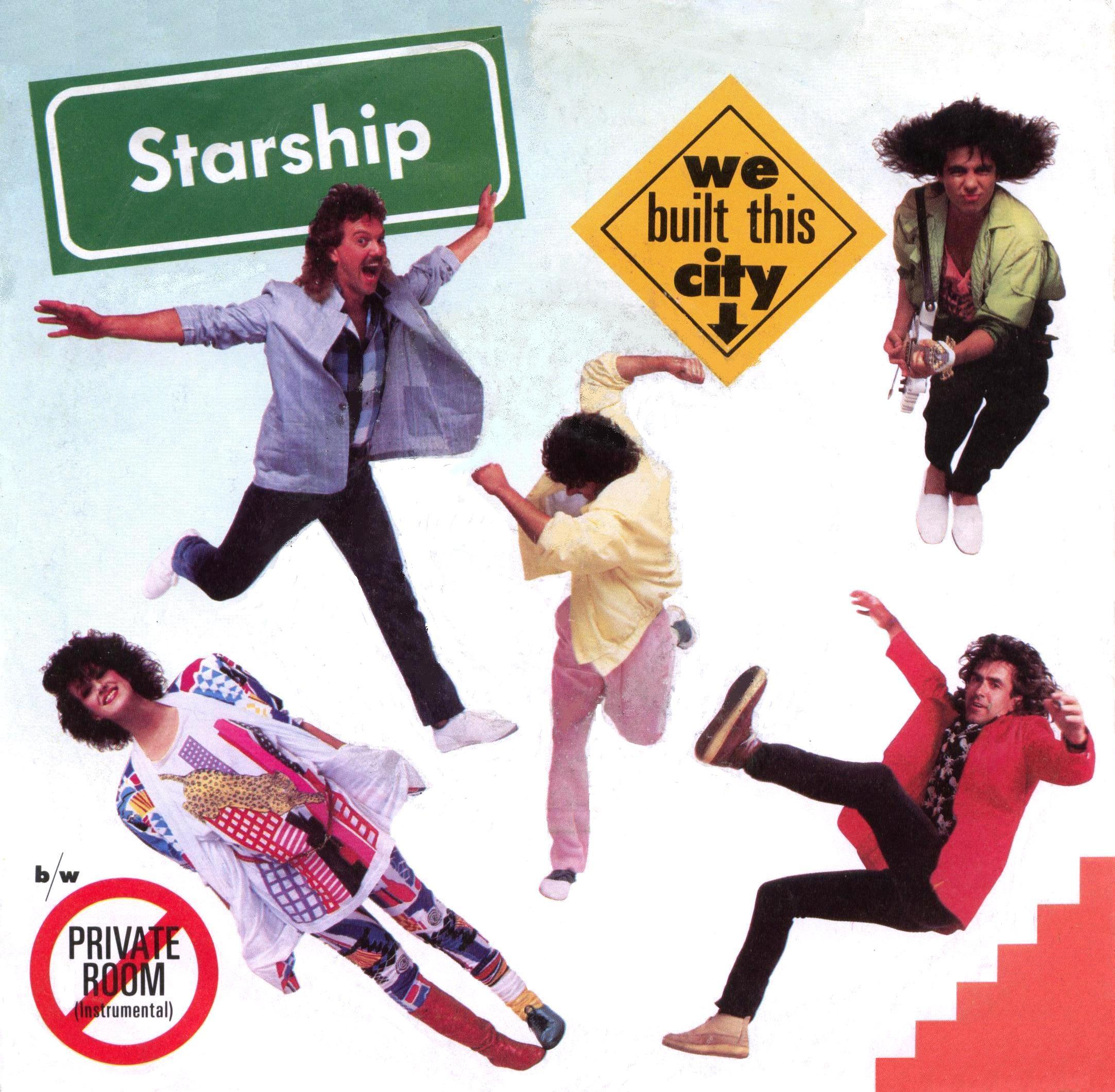 "Starship ""We Built This City"""
