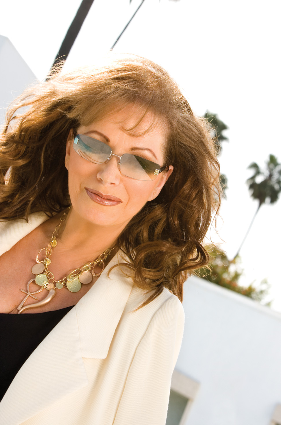 "My First Celebrity Endorsement! The Legendary Jackie Collins Says davidmunk.com is ""Hilarious!"""