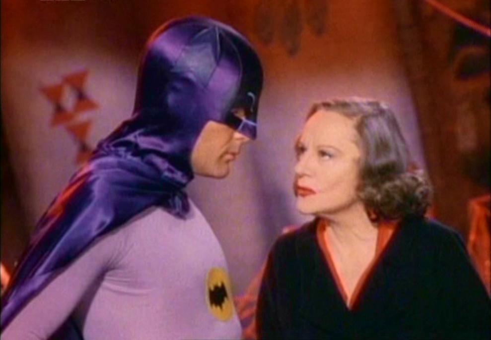 """Tallulah Bankhead """"Batman"""""""