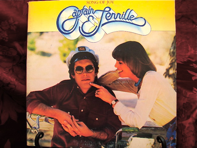 "Captain & Tennille ""Song of Joy"""