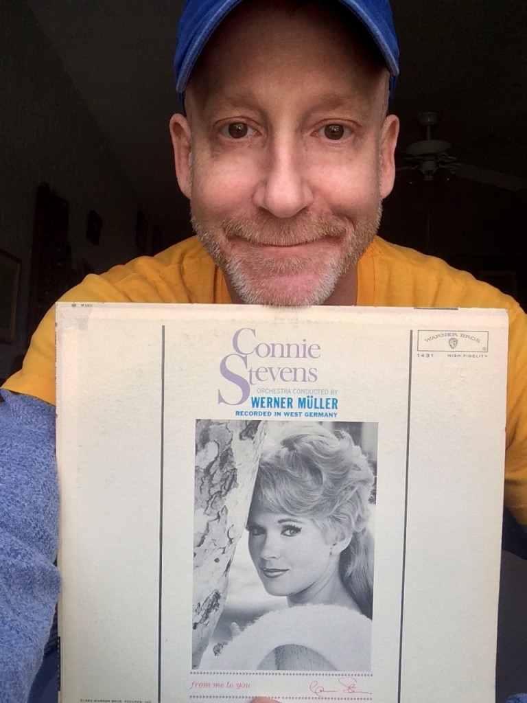 Connie Stevens album