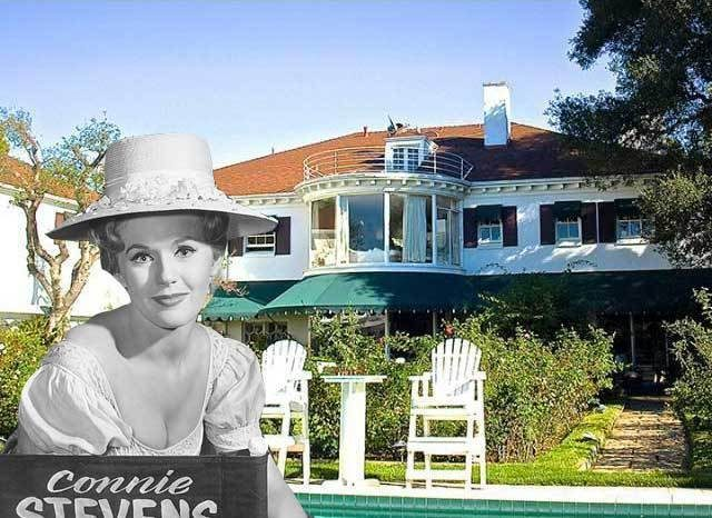 Connie Stevens house