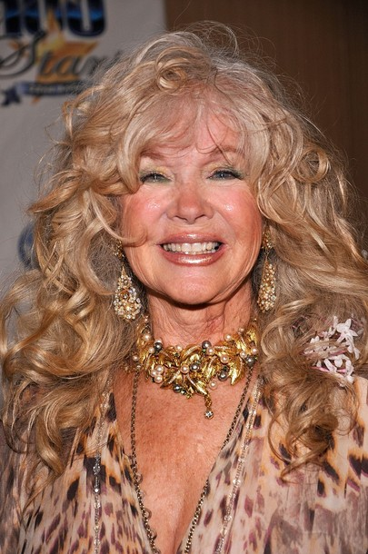 Connie Stevens old
