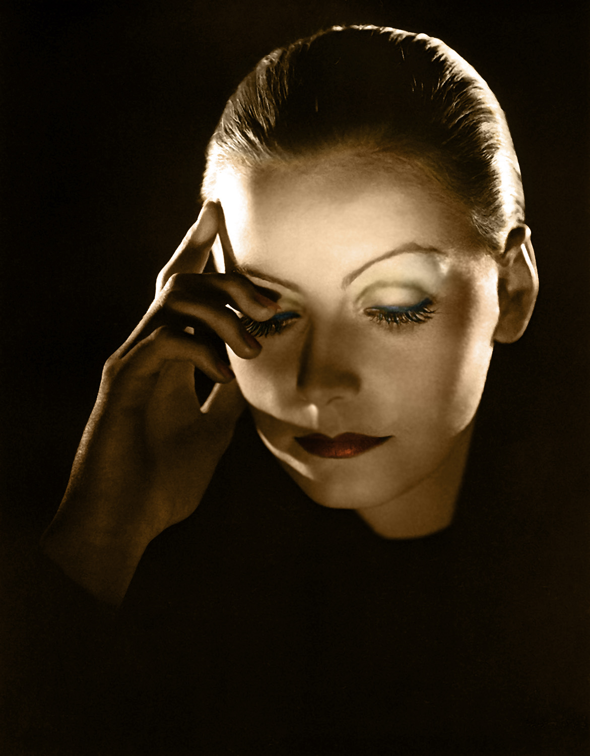The Actor as Movie Star: The Lost Greta Garbo Screen Test