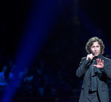 The Son Also Rises: Jason Gould Finds His Voice.  A <i>Stargayzing</i> Exclusive Interview