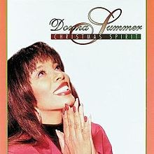 """12 Holiday Songs You've (Probably) Never Heard, Day Eleven: Donna Summer's """"Christmas is Here"""""""
