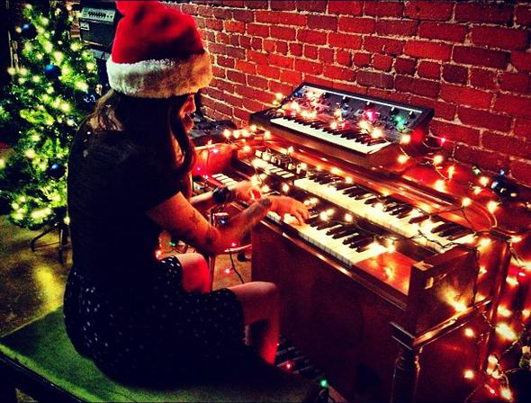 """Christina Perri's """"Something About December"""": 12 Holiday Songs You've (Probably) Never Heard, Day Nine"""