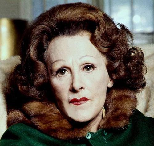 Fanny Cradock drag queen