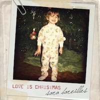 "12 Holiday Songs You've (Probably) Never Heard! Day One: Sara Bareilles' ""Love Is Christmas"""