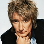 Is He or Isn't He?  Only His Hairdresser Knows For Sure!  Rod Stewart On the A Train??