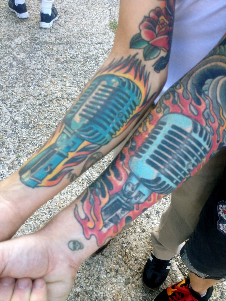 Did You Ever Meet Someone With Your Exact Tattoo in the Same Place?