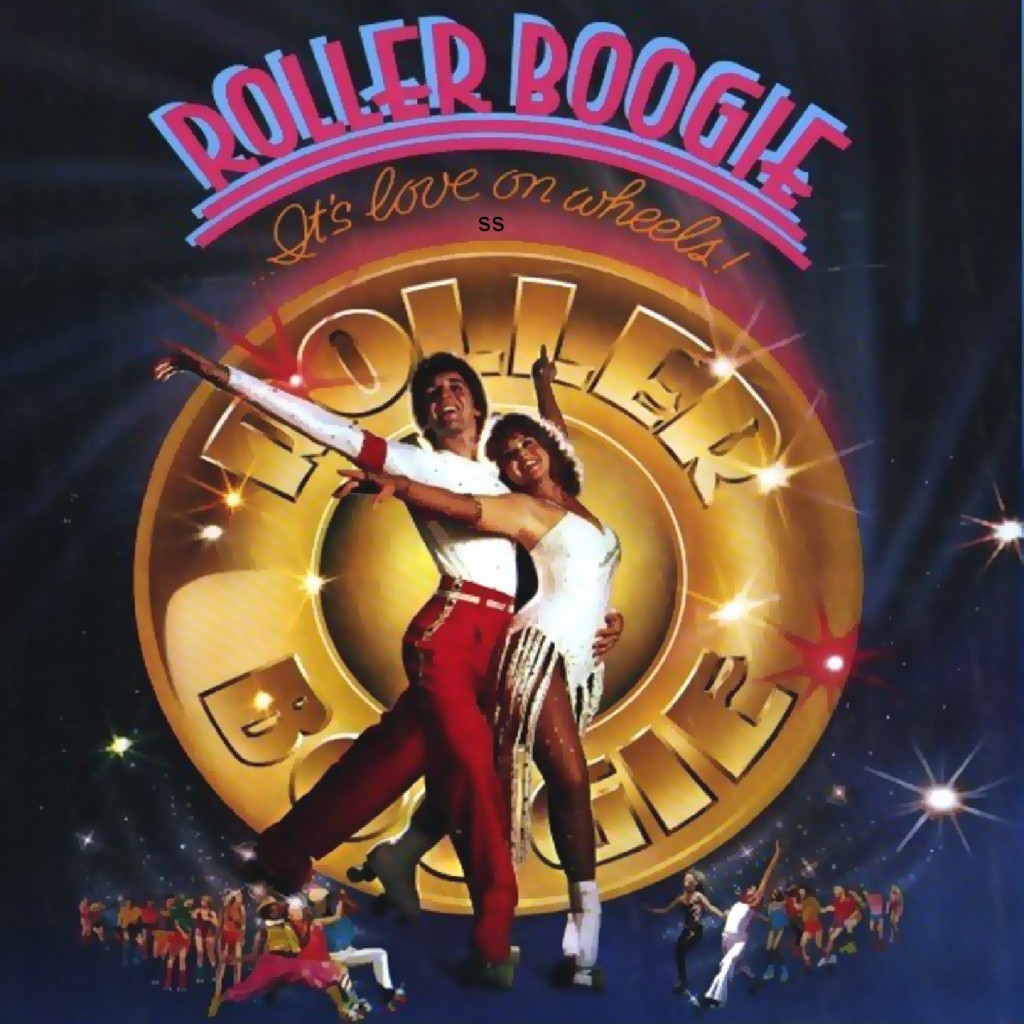 Roller Boogie poster large