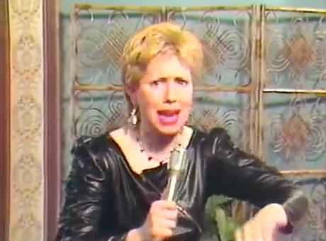 """Lucille Cataldo """"Hairdresser"""" """"Stairway to Stardom"""""""