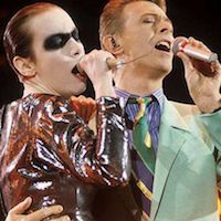 David Bowie and Annie Lennox at The Freddie Mercury Tribute Concert, 1992: One of the Best Live Performances Ever
