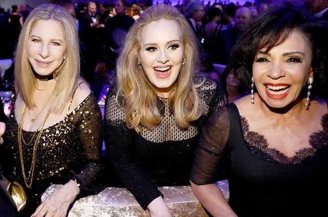 Streisand Bassey Adele
