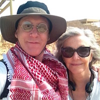 <strong>Everyone's a Shopper: Me and My Mother Visit Masada</strong>