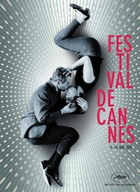 2013 Cannes Film Festival Poster Featuring Paul Newman and Joanne Woodward