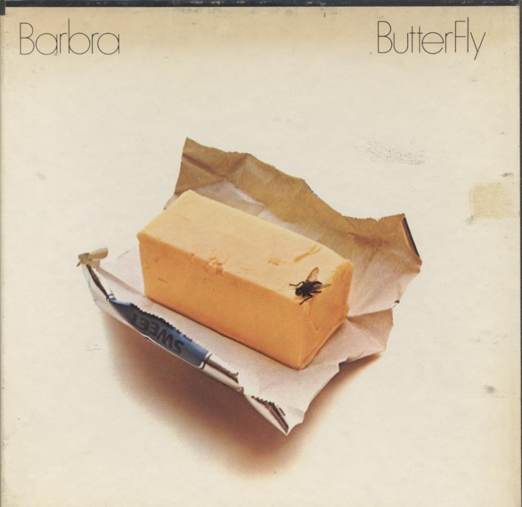 Barbra Streisand, Butterfly, 1974
