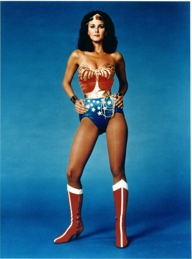 Lynda Carter full body