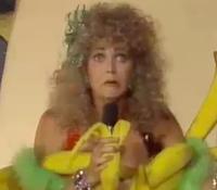 "<i>Wonder Woman</i> Lynda Carter's ""Rock 'n Roll"" Fantasy Tribute to Bette Midler, Tina Turner, and KISS!"