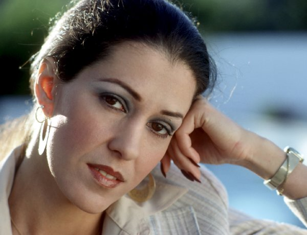Rita Coolidge portrait