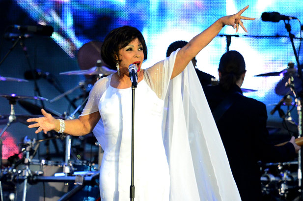 Shirley Bassey Diamond Jubilee