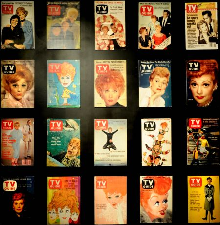 Lucille Ball TV Guide