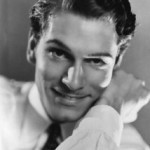 Lawrence Olivier handsome