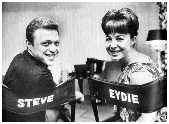 Steve and Eydie 1960s