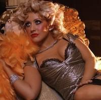 Christina Aguilera retro