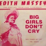 Edith Massey record