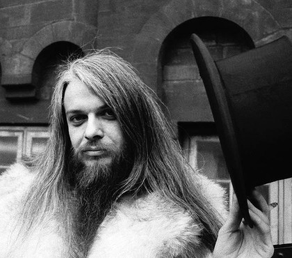 Leon Russell young