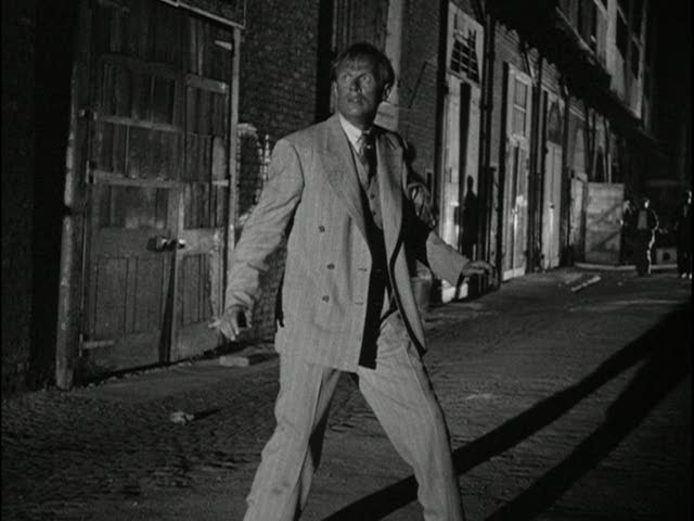 "Richard Widmark ""Night and the City"""