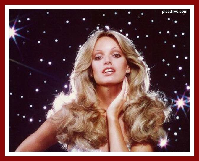 Susan Anton hair