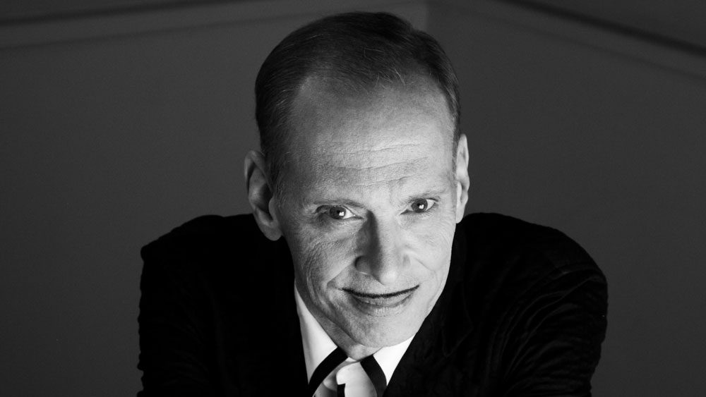 John Waters black and white