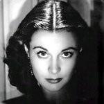 Vivien Leigh young