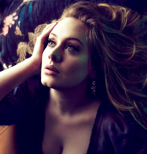 Adele thin