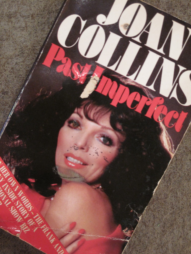 "Joan Collins ""Past Imperfect"""