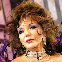 The Joan Collins Chronicles: Including Her Tutorial on How to Seat a Star