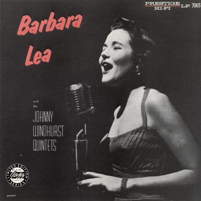 Barbara Lea, 1950s