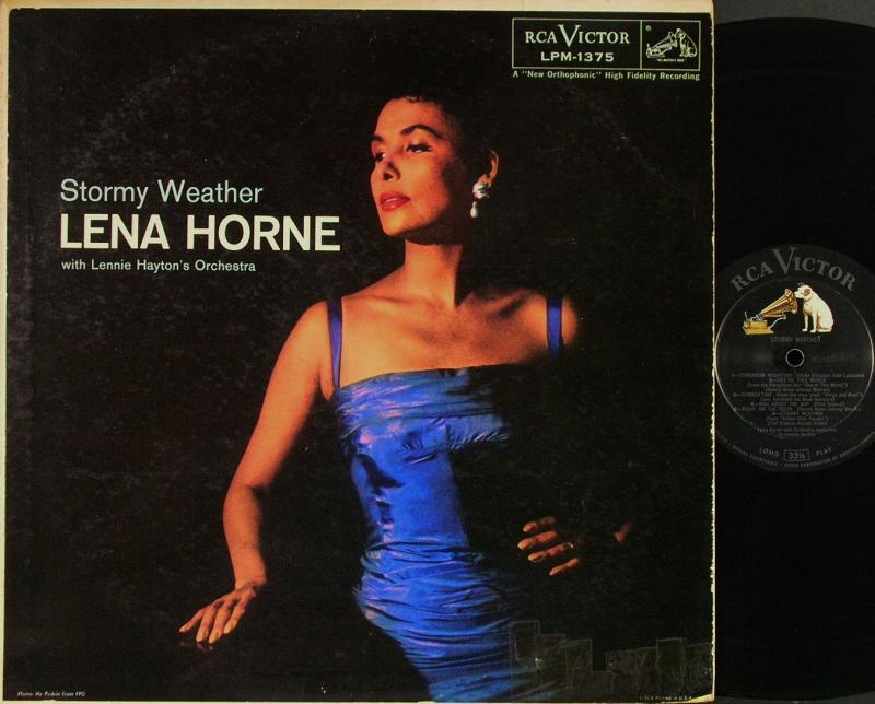 Lena Horne 1957