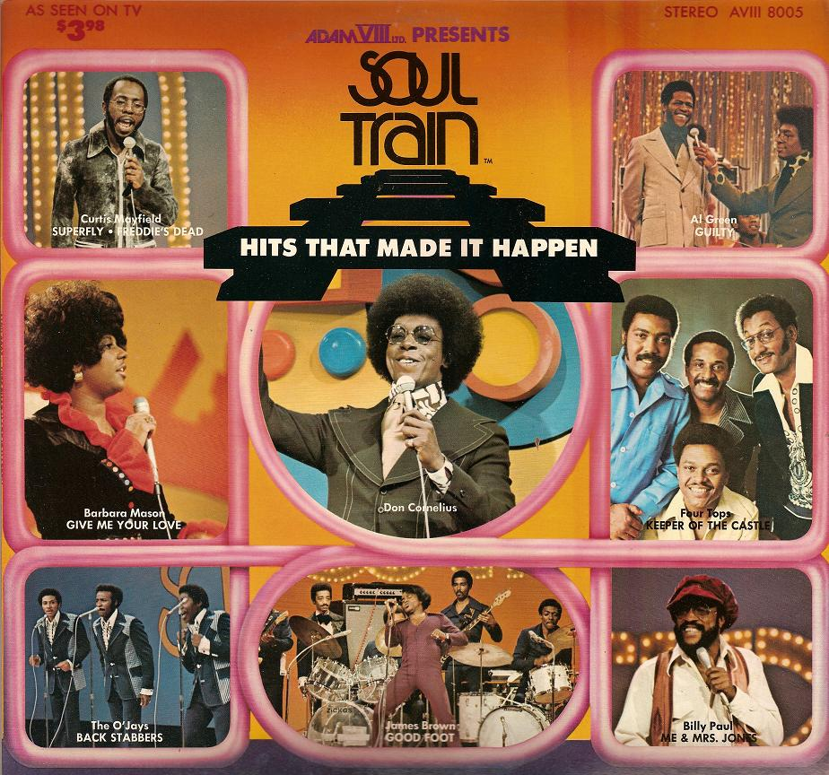 Soul Train Album