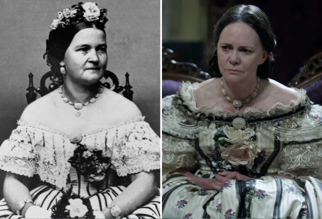 Sally Field, Mary Todd Lincoln