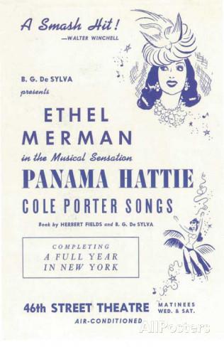 Panama Hattie Broadway