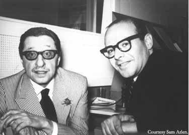 Harold Arlen, Johnny Mercer