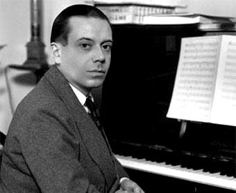 Cole Porter piano